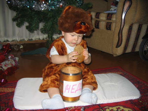 Бочонок с медом своими руками