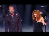 Mylene Farmer &amp Sting - Stolen car (NRJ Music Awards 2015, 7 novembre 2015)