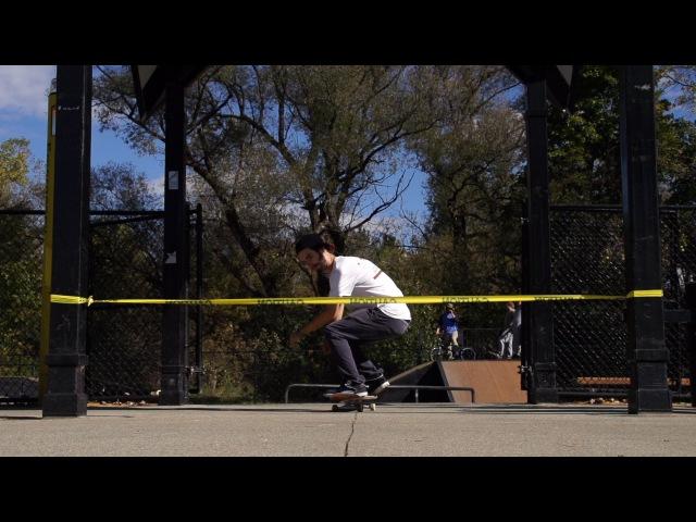 Joe Vizzaccero laser flip hippie jump - NBD?
