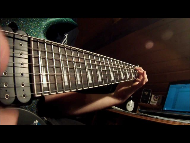 We Butter The Bread With Butter - Der Tag an dem die Welt unterging (GoPro Guitar Cover)