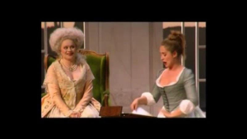 Le nozze di Figaro Sull' aria Che soave zeffiretto