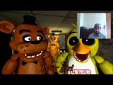 Kushowa Reacts to [FNAF SFM] Foxy Can't Decide & MLG Time with Foxy & More
