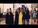 Красивое поздравление на свадьбе Астана