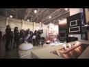 Салон Каминов 2014 - биокамины Planika