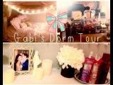 ♡ Gabi's Dorm Room for a Princess (Dorm Tour) ♡