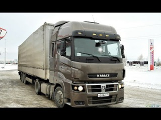 МАЗ и КАМАЗ НОВЫЕ МОДЕЛИ Русские Грузовики (автоновинки 2015). Smart Logistics