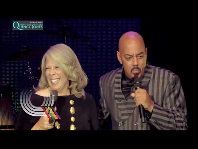 Patti Austin James Ingram - Baby, Come To Me (Live in Korea)