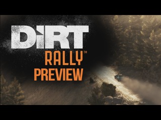 DIRT Rally - Preview