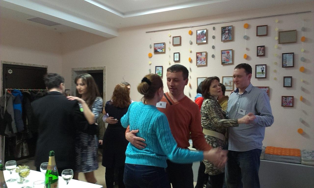 Афиша Улан-Удэ Вечер быстрых знакомств на 20 марта!