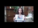 Наталия Орейро для кампании Buscamos ARodrigo