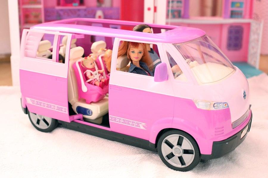 Авто домик для кукол видео