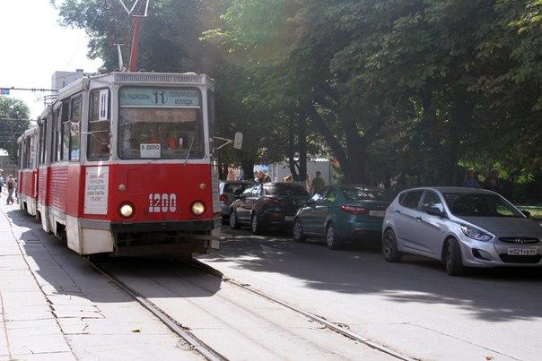 17 маршрутов трамваев и
