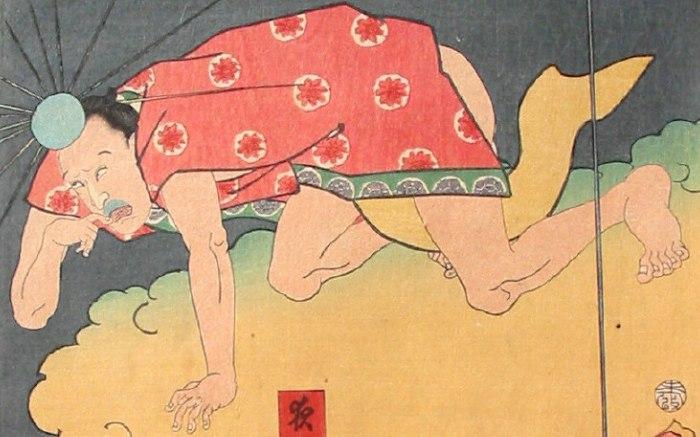 Японський звичай йобай