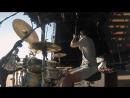 222Всех любим, все клевые и летающая бас гитара kubana2015 kubana элизиум elysiumband drums drummer drumlife dw