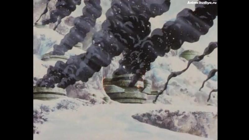 Легенда о героях Галактики OVA-2 Legend of the Galactic Heroes 04 русская озвучка Angel [ AnimeStudiya.ru ]