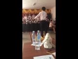 дирижер-Нуржан Маралов АГК хор ужымы