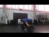 Изабель 61 кг за 1:57