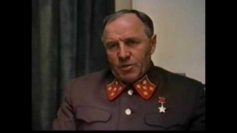 Битва за Москву 2 Михаил Ульянов 1927 2007