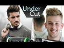 Undercut Texture ★ Justin Bieber and Zayn Malik inspired hair ★ Men's Hairstyle