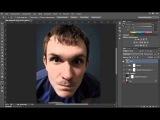 Уроки Фотошопa –  Первоапрельский урок по обработке портрета  в Photoshop CS6