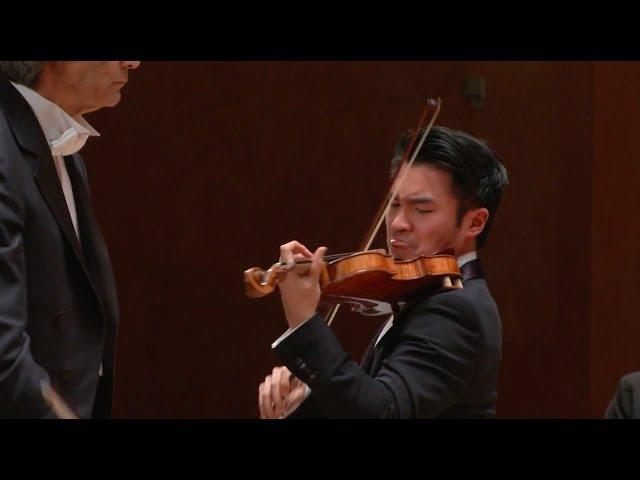 Ray Chen Mendelssohn Violin Concerto in E minor, Op. 64