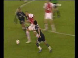 Sky Sports Classics - Arsenal 5-0 Leeds (Part 2)