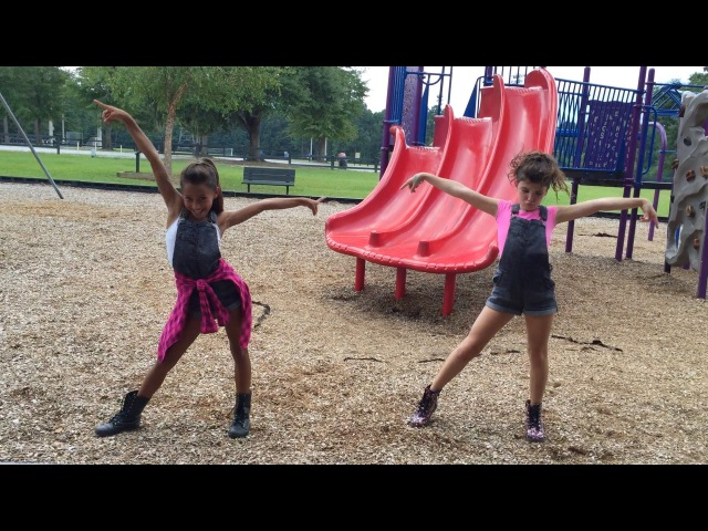 Dabria Aguilar Lexie Spooner | Emergency Choreography | Back2School2015