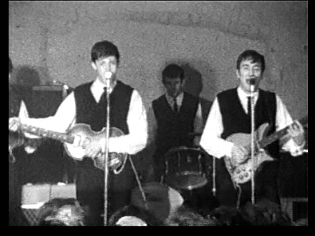 Some Other Guy The Beatles at the Cavern REMASTER Take one and two.