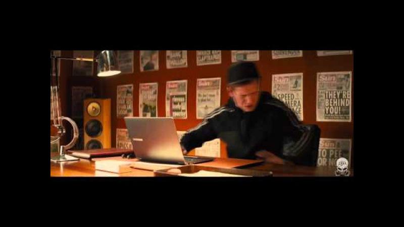 Kingsman: Секретная служба - Сцена в церкви
