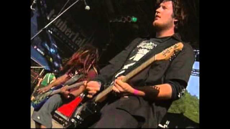 Emil Bulls - Angel Delivery (Live in Taubertal Festival, Rothenburg ob der Tauber, Germany 21/07/2002)
