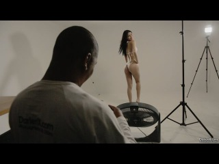 DarienX Videoshoot tutorial with Michelle Bravo - Sony A6000