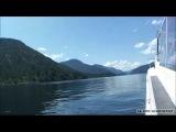 Прогулка по телецкому озеру