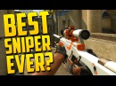 ChaboyyHD - THE BEST SNIPER EVER! - CS:GO Funny Moments in Competitve