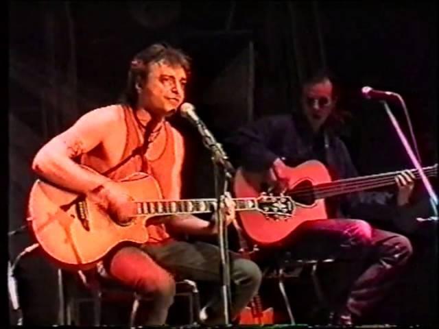 20 апреля 1995 - Концерт группы АлисА - Москва - Клуб «Пилот» - Акустика