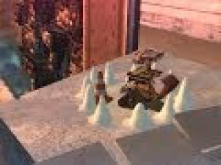 Валл-И / Wall-E (2008/PC) часть 5