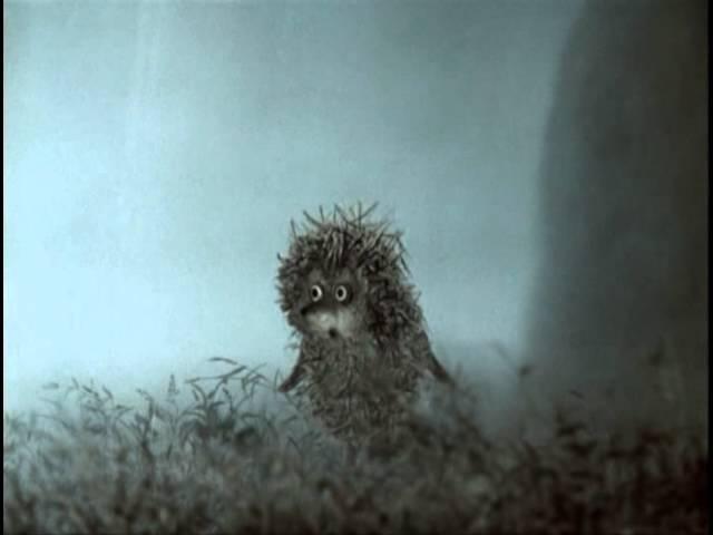 Le Herisson dans le Brouillard - (1975) - Vostfr - Court Métrage Animé Russe.