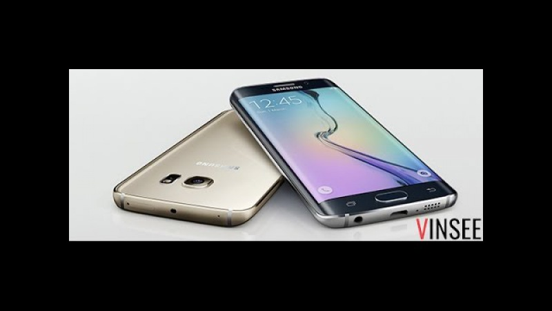 Огляд смартфону з тристороннім дисплеєм Samsung Galaxy S6 Edge