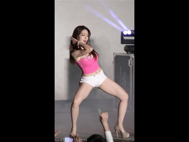 [직캠/Fancam] 150916 밤비노(BAMBINO) (은솔) 댄스공연 댄싱게놈-I'm So Sexy @ 충북대