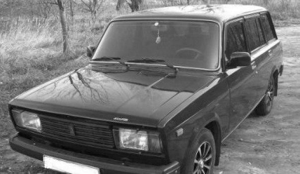 Под Таганрогом полицейские задержали угонщика «ВАЗ-2104»