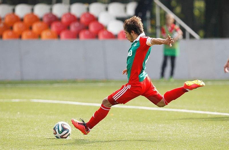 Корян: забил два гола и сделал две передачи в первой «двусторонке» за «Витесс»