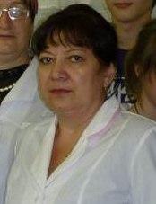 Кокшарова Наталья Услановна