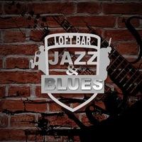 Логотип Jazz&Blues Loft_Bar