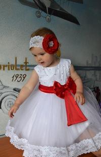 Дитячі нарядні плаття Яся  2a7dbccb004f2