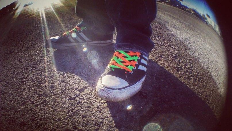 моя шнуровка