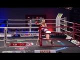 Наталья Дьячкова VS Анжелика Тахирова  w5 24.04.2015