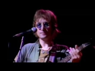 John Lennon The Beatles -  Come Together (Live In New York City)