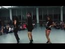 Choreography Yanis Marshall, Danielle Polanco, Aisha Francis