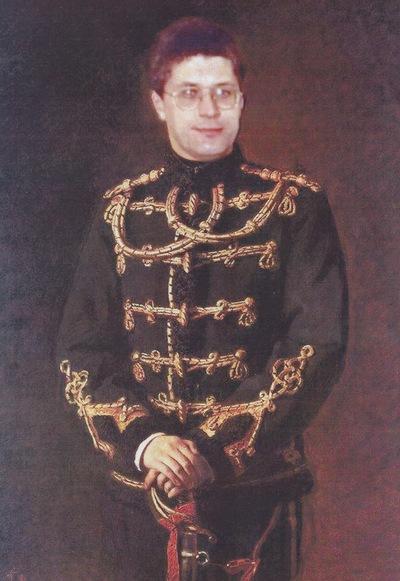 Сергей Горностаев
