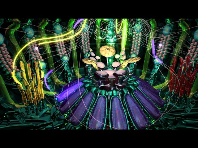 Animusic HD - Fiber Bundles (1080p)