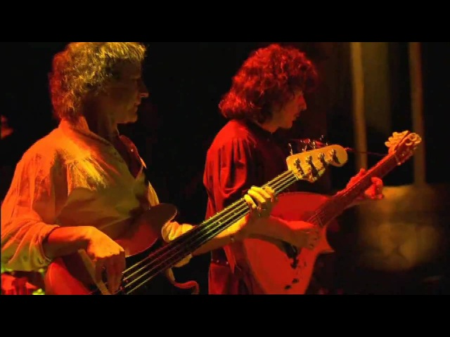 Blackmore's Night Past Times With Good Company Rainbow Blues Live in Paris 2006 HD